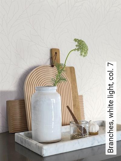 Branches,-white-light,-col.-7-Äste-Florale-Muster-Grau-Weiß