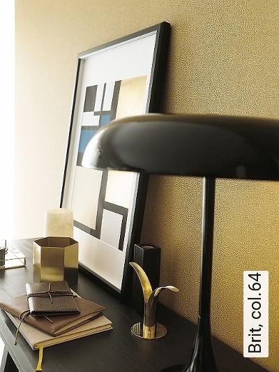 Brit,-col.64-Gitter-Punkte-20-50er-Jugendstil-Perlenvorhang-Art-Deco-1920er-Jahre-Gelb