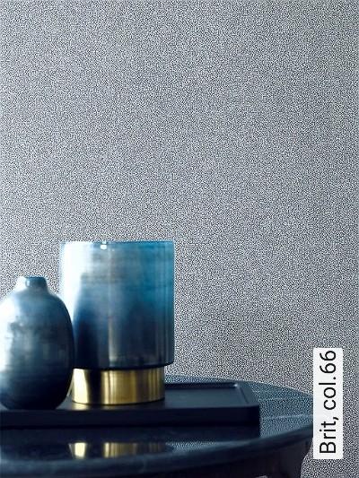 Brit,-col.66-Gitter-Punkte-20-50er-Jugendstil-Perlenvorhang-Art-Deco-1920er-Jahre-Grau