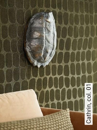 Cathrin,-col.-01-Tierhaut-Moderne-Muster-Grün