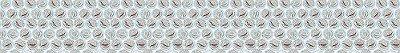 Caviar-Bordüre-babyblue-Gegenstände-Moderne-Muster-Weiß-Hellblau