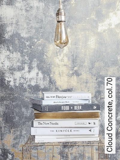 Cloud-Concrete,-col.70-Stein-Beton-Moderne-Muster-FotoTapeten-Anthrazit-Weiß