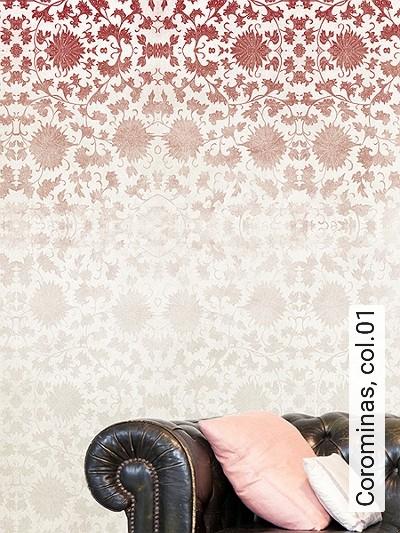 Corominas,-col.01-Blumen-Ranken-Farbverlauf-FotoTapeten