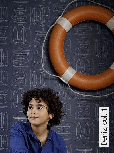 Deniz,-col.-1-Schiffe-Moderne-Muster-Blau-Weiß