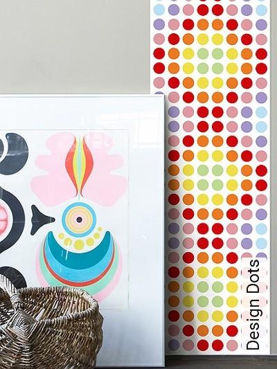 Design-Dots-Tiere-Rot-Rosa-Weiß-Pink-Flieder