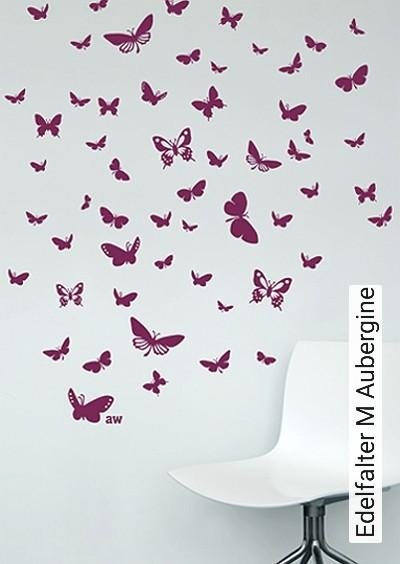 Edelfalter-M-Aubergine