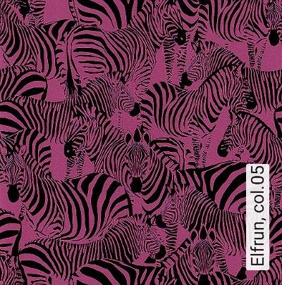 Elfrun,-col.05-Tiere-Fauna-Schwarz-Pink