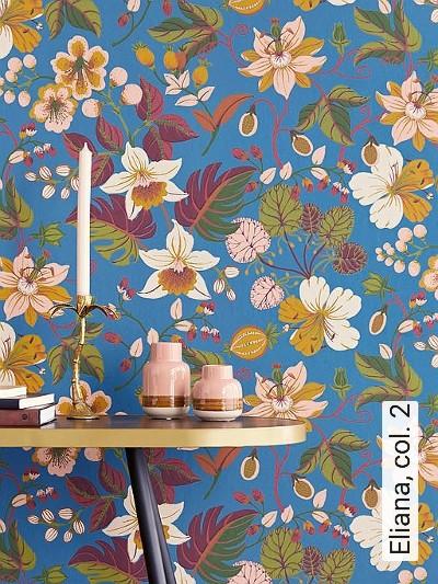 Eliana,-col.-2-Blumen-Blätter-Früchte-Florale-Muster-Multicolor