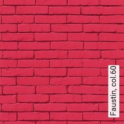 Faustin,-col.60-Stein-Backstein-Moderne-Muster-Rot-Grau