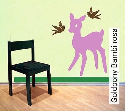 Goldpony-Bambi-rosa