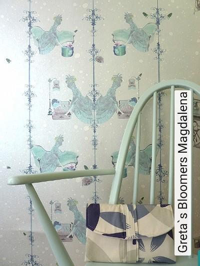 Greta`s-Bloomers-Magdalena-Tiere-Punkte-Figuren-Gegenstände-Moderne-Muster-Blau-Grau-Türkis-Weiß-mint