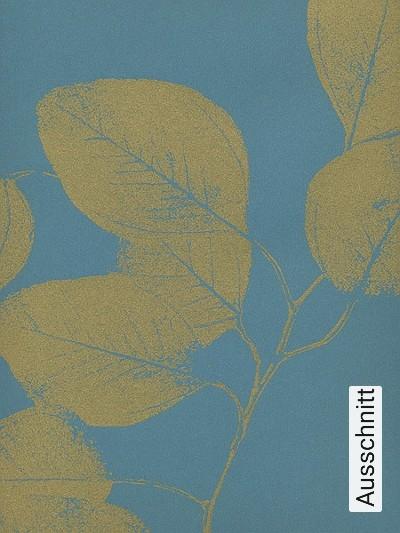 Jodie,-col.09-Blätter-Florale-Muster-Gold-Türkis
