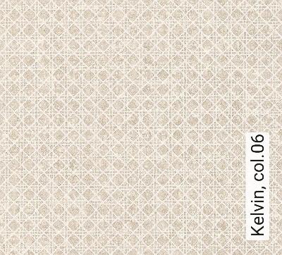 Kelvin,-col.06-Rauten-Gewebe-Quadrate/Rechtecke-Klassische-Muster
