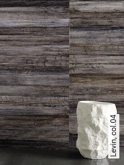 Levin,-col.04-Holz-Stoff-Moderne-Muster-Grau-Braun-Anthrazit-Weiß