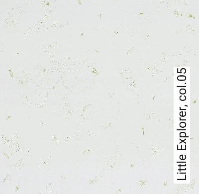Little-Explorer,-col.05-Tiere-KinderTapeten-Grün-Weiß