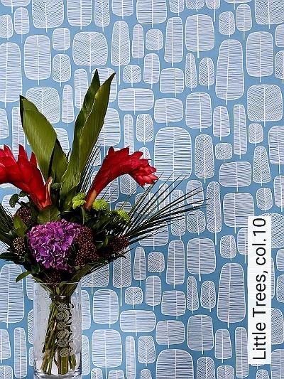 Little-Trees,-col.10-Blätter-20-50er-Moderne-Muster-Weiß-Hellblau