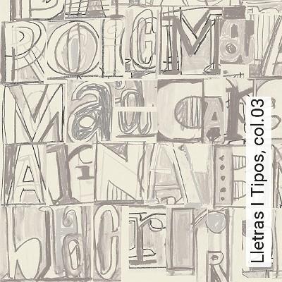 Lletras-I-Tipos,-col.03-Buchstaben-Moderne-Muster-Braun-Schwarz-Creme