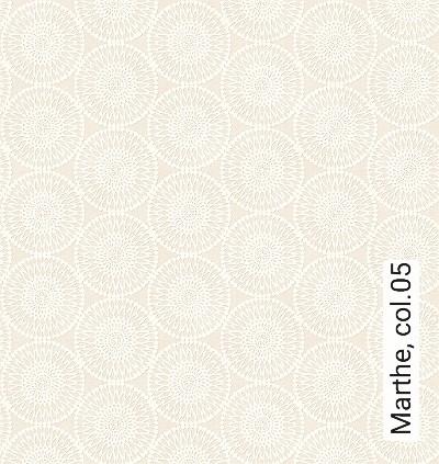 Marthe,-col.05-Quadrate/Rechtecke-Graphisch-Retro-Muster-Grafische-Muster-Weiß-Creme-Perlmutt