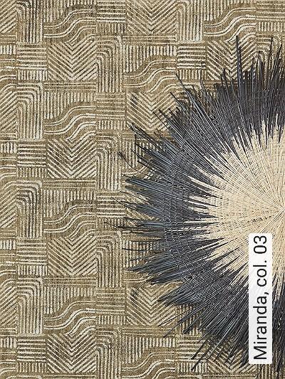 Miranda,-col.-03-Graphisch-Moderne-Muster-Grafische-Muster-Braun-Creme