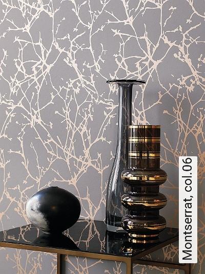 Montserrat,-col.06-Äste-Florale-Muster-Anthrazit-Bronze