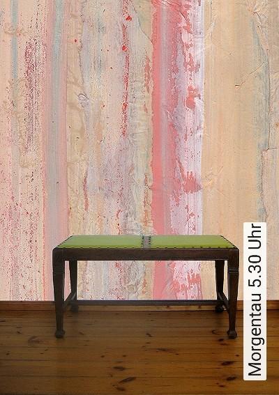 Morgentau-5.30-Uhr-Streifen-Farbverlauf-Moderne-Muster-Multicolor