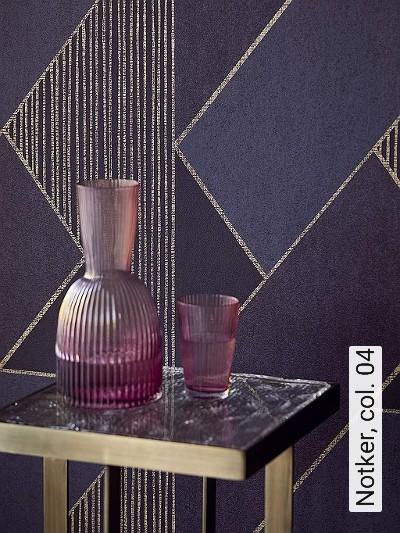 Notker,-col.-04-Wellen-Linie-Moderne-Muster-Grafische-Muster-Blau-Gold-Anthrazit