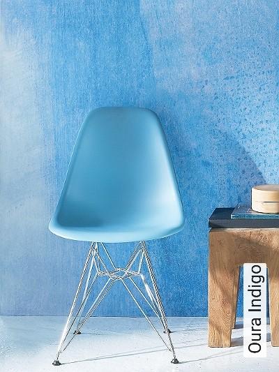 Oura-Indigo-Streifen-Moderne-Muster-Blau-Weiß-Perlmutt