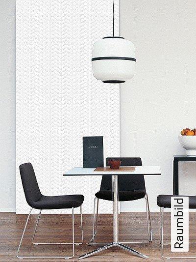 Panel-Dancer-Figuren-Moderne-Muster-FotoTapeten-Schwarz-und-Weiß