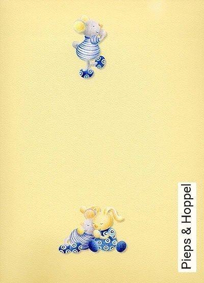 Pieps-&-Hoppel-Figuren-KinderTapeten