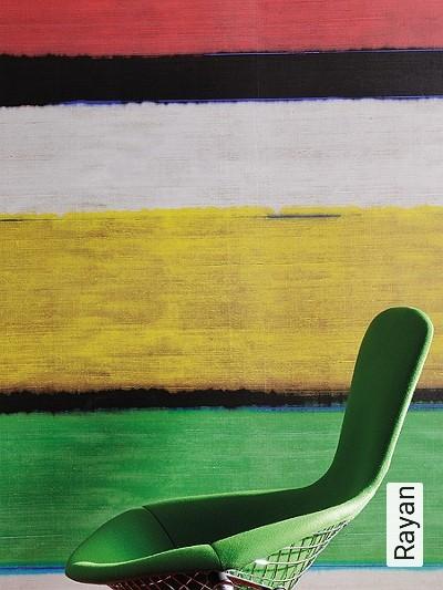Rayan-Streifen-Moderne-Muster-Rot-Grün-Blau-Gelb-Schwarz-Weiß