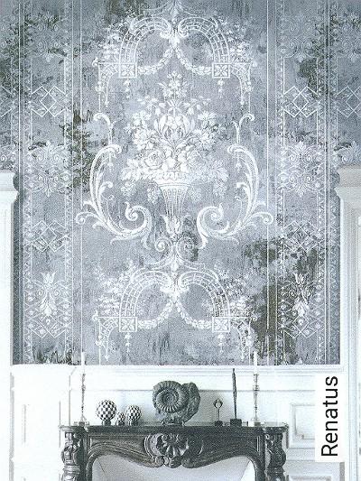 Renatus-Ornamente-Stein-Klassische-Muster-Grau-Anthrazit-Weiß