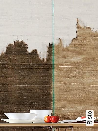 Risto-Streifen-Moderne-Muster-Grau-Multicolor