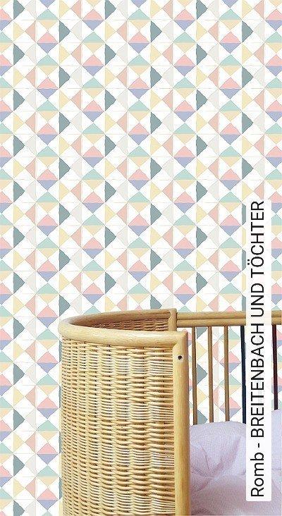 Romb---BREITENBACH-UND-TÖCHTER-Moderne-Muster-Multicolor