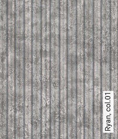Ryan,-col.01-Streifen-Metallic-Moderne-Muster-Silber-Grau
