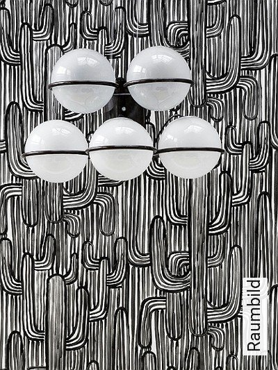 Sonora-Fussian-Bäume-Florale-Muster-Moderne-Muster-Schwarz-und-Weiß