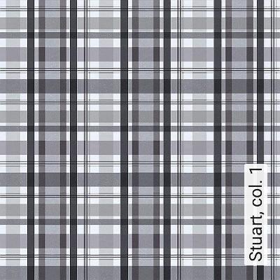 Stuart,-col.-1-Karos-Moderne-Muster-Grau-Anthrazit-Olive-Weiß