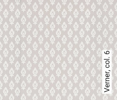 Verner,-col.-6-Ornamente-Klassische-Muster-Creme-Hellbraun