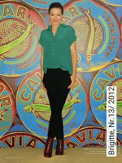Bild: News - Brigitte, Nr.13/ 2012
