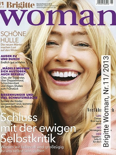 Bild: News - Brigitte Woman, Nr.11/ 2013
