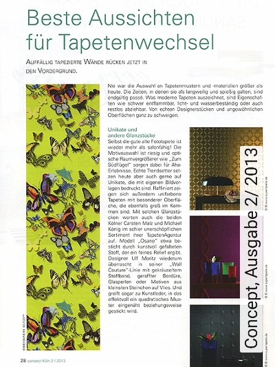 Bild: News - Concept, Ausgabe 2/ 2013