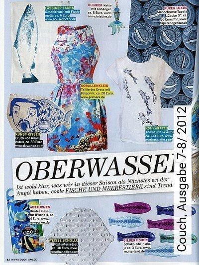 Bild: News - Couch, Ausgabe 7-8/ 2012