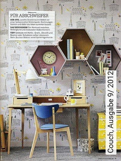Bild: News - Couch, Ausgabe 9/ 2012