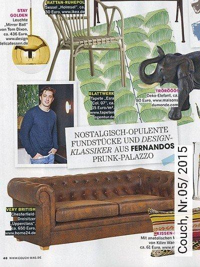 Bild: News - Couch, Nr.05/ 2015