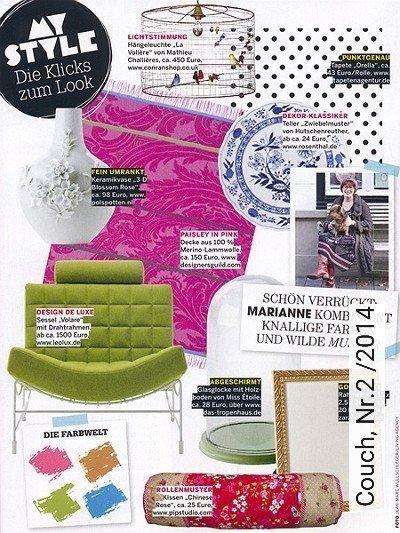 Bild: News - Couch, Nr.2 /2014
