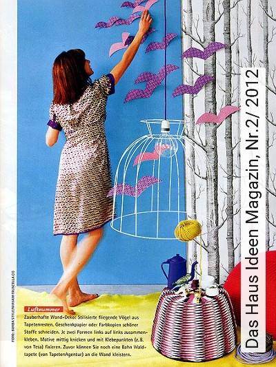 Bild: News - Das Haus Ideen Magazin, Nr.2/ 2012
