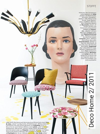 Bild: News - Deco Home 2/ 2011