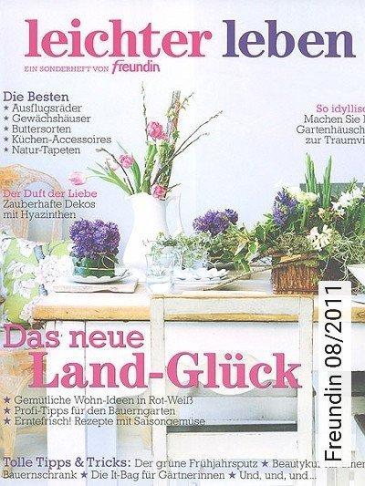 Bild: News - Freundin 08/2011