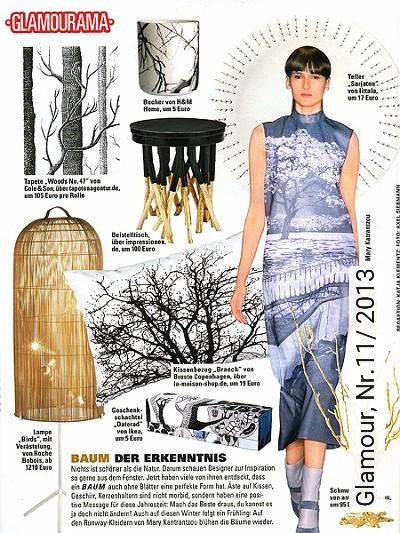 Bild: News - Glamour, Nr.11/ 2013