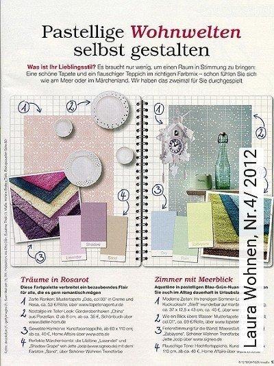 Bild: News - Laura Wohnen, Nr.4/ 2012