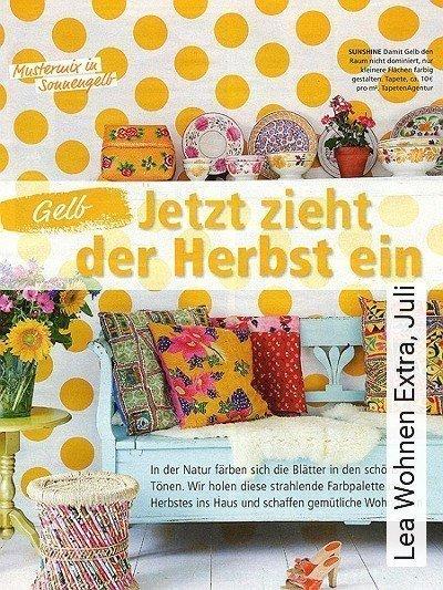 Bild: News - Lea Wohnen Extra, Juli
